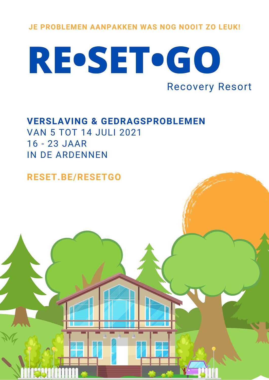 flyer ResetGO